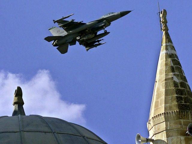 turkish warplane