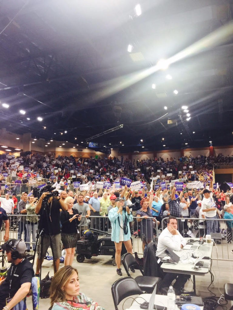 Trump Rally Crowd, 8/11/16 (3 of 4)