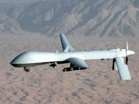 Undated handout image courtesy of the U.S. Air Force shows a MQ-1 Predator unmanned aircraft drone . REUTERS/U.S. AIR FORCE/LT COL LESLIE PRATT/HANDOUT