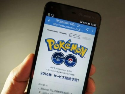 The wildly popular Pokemon Go mobile application, which is based on a 1990s Nintendo game, has created a global frenzy as players roam the real world looking for cartoon monsters