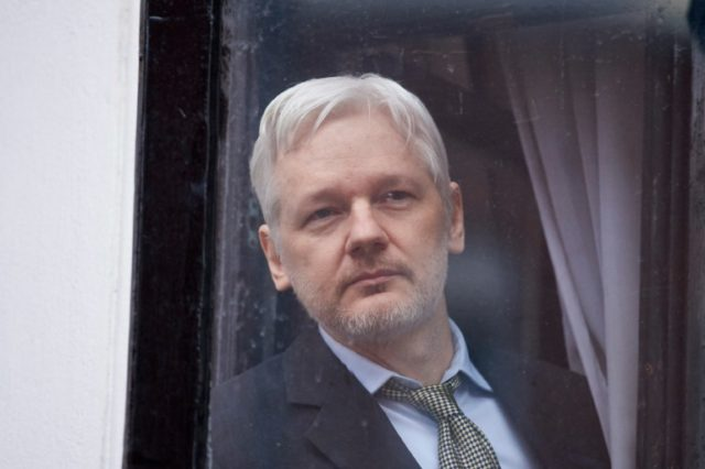 WikiLeaks founder Julian Assange has been holed up in the Ecuadorian embassy in London since 2012 while fighting extradition