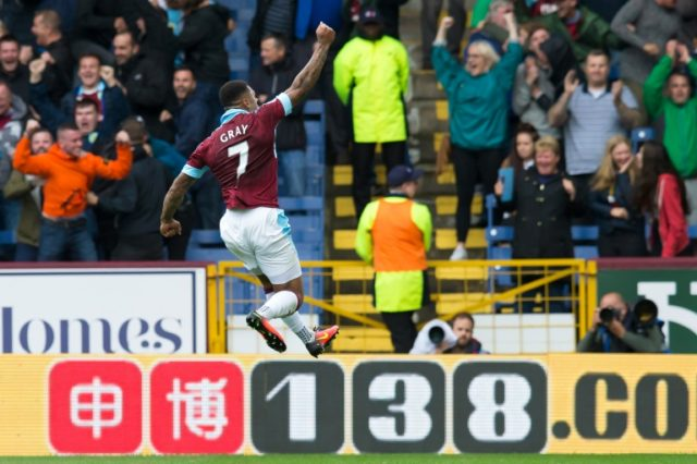 Burnley's English striker Andre Gray has been charged with misconduct in respect of social media comments made between 9 January 2012 and 11 March 2012
