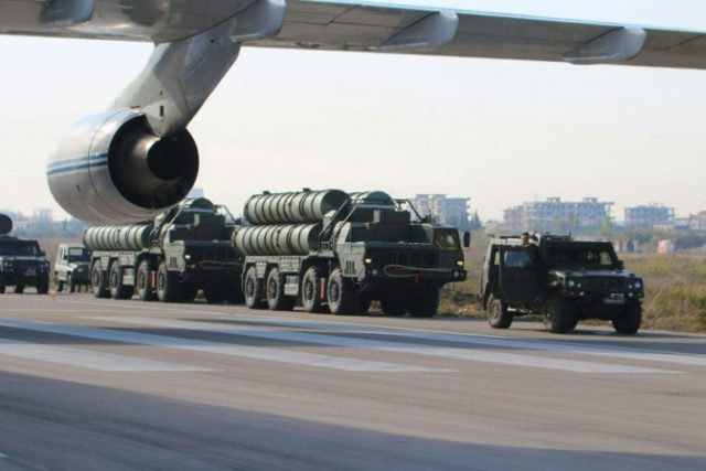 Russia's S-400 air defence missile system can track some 300 targets and shoot down around three dozen simultaneously over a range of several hundred kilometres