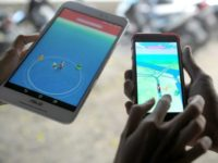Pokemon Go gaming app has sparked a global frenzy since its launch in July 2016 as users hunt for virtual cartoon characters overlaid on real-world locations using augmented reality technology