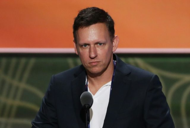 "Peter Thiel, a Silicon Valley titan, acknowledged he helped fund litigation against Gawker, with whom he has feuded for years since it ""outed"" him as a homosexual"