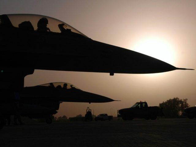 US warplanes took part in the 2011 military intervention in Libya
