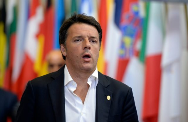 Italian Prime Minister Matteo Renzi's government has refused to confirm or deny media reports that dozens of special forces have been deployed in Libya