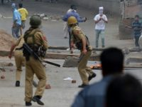 Indian Kashmir has been under a curfew since protests broke out over the death of  popular young rebel leader Burhan Wani on July 8 in a gunfight with security forces