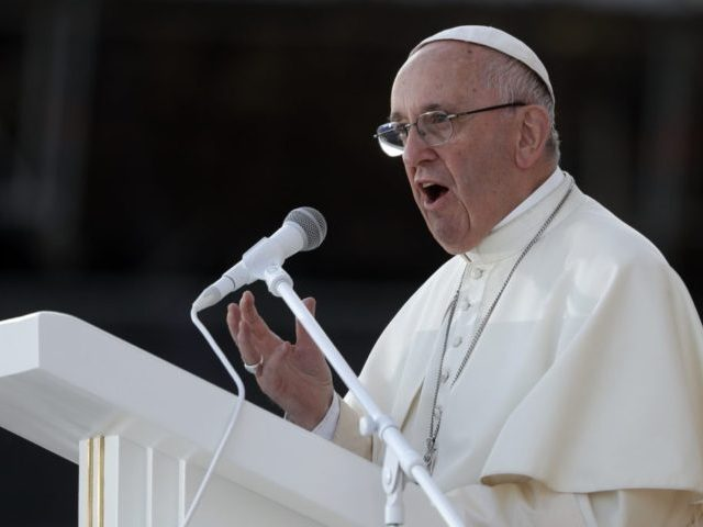 Pope Francis: Hospitality to Refugees Is 'Our Greatest Security' Against Terrorism