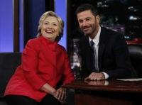 Hillary Clinton, Jimmy Kimmel