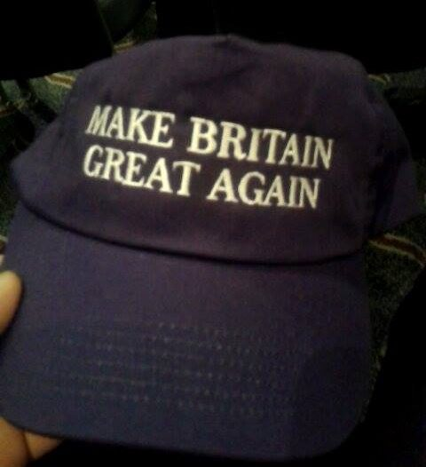 Make Britain Great Again