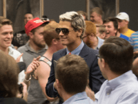 Milo took the stage for the first show on his …