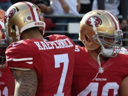 49ers in trouble (Thearon W. Henderson / Getty)