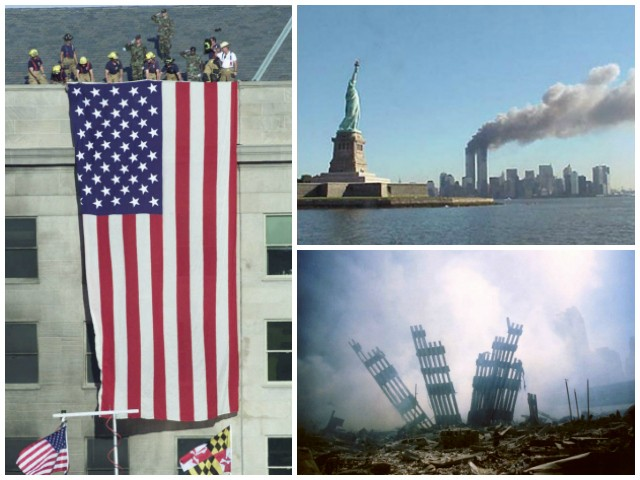 Real Time 911 >> Images of 9/11: A Visual Remembrance - Long Room