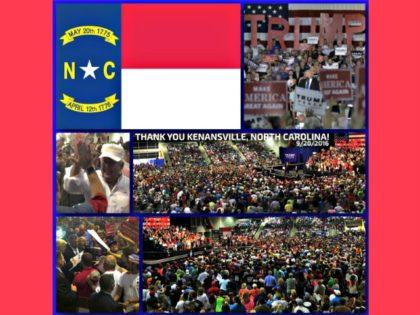 @RealDonaldTrump North Carolina