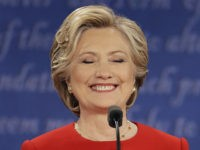 Watch: Hillary Clinton Shimmy at Presidential Debate Goes on a Few Seconds Too Long