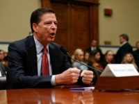 FBI Director James Comey testifies on Capitol Hill in Washington, Wednesday, Sept. 28, 2016.