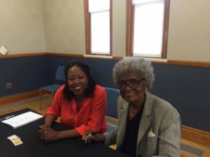Adrienne-Aunt-Alma-NY-signing