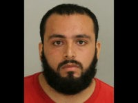 FILE - This September 2016 file photo provided by Union County Prosecutor's Office shows Ahmad Khan Rahami, who is in custody as a suspect in the weekend bombings in New York and New Jersey. The man accused in the Manhattan bombing was flagged for an interview with customs officials after …