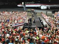 No Post-Debate Letdown for Trump — Draws Enormous Crowd in Central Florida
