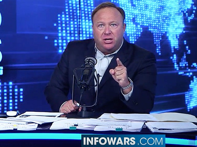 Facebook suspends Trump-supporting conspiracy theorist Alex Jones