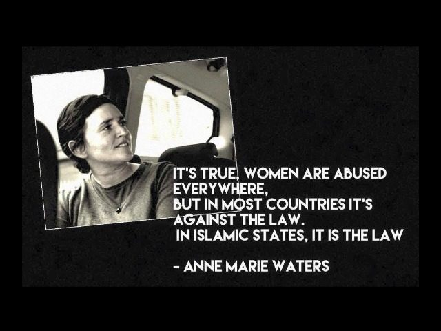 Facebook/Ann Marie Waters