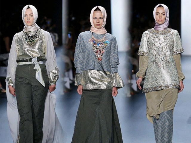 Muslim Designer Makes History With All Hijab Collection