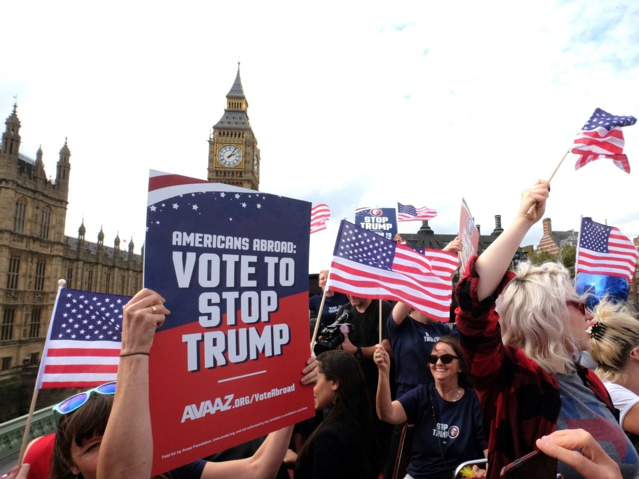 Soros-Linked 'October Surprise That Will End Trump': The Campaign To Register 8 Million 'Global Citizens' To Vote