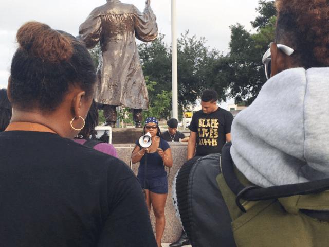 BLM Houston Protest