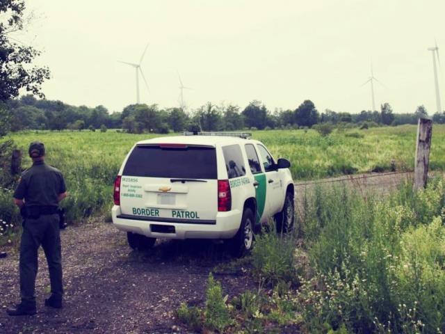 BP Patrol Vehicle