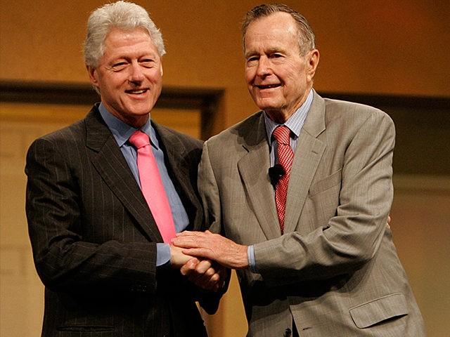 Bill-Clinton-George-HW-Bush-AP