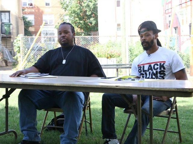 Facebook/Official Black Guns Matter Page_Maj Toure