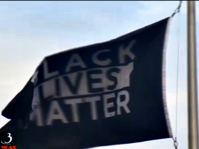 Black Lives Flag UVM
