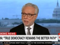 Blitzer: There Will Be Questions About Whether Barcelona Attack Is 'A Copycat Version' of Charlottesville Attack