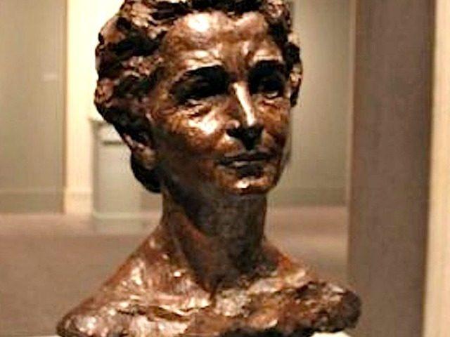 Bust of Sanger National Portrait Gallery