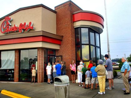 LGBT Protests of Chick-Fil-A at Duquesne University Garner National Attention