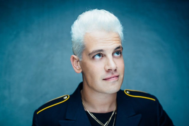 Milo Yiannopoulos New Tour