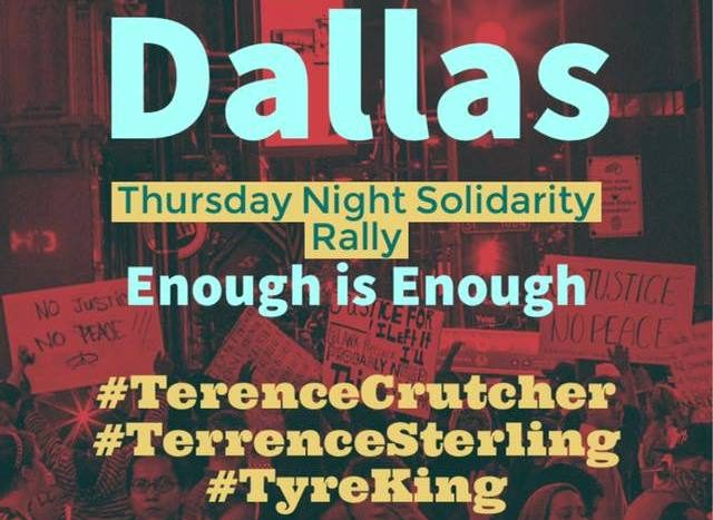 Dallas-Protest-banner