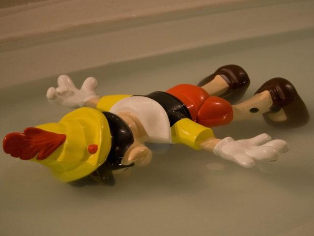 Dead Pinnochio (Jonas Bengtsson / Flickr / CC / Cropped)