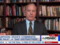 Howard Dean: 'I Don't Know' Trump Never Used Cocaine