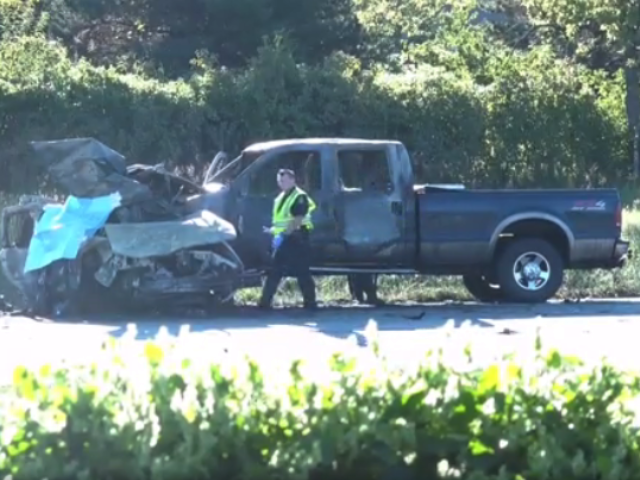 Deputy Collins Car Crash