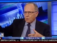 Dershowitz on Perez Defeating Ellison for DNC Chair: It's a Win in the 'War Against Bigotry'