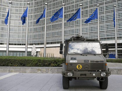 EU Army Getty
