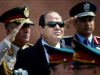 Egyptian President Sissi Meets U.S. Jewish Leader Ahead of White House Visit
