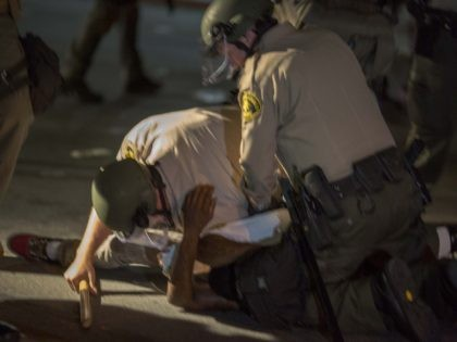 Black Lives Matter Protest Turns Violent in San Diego