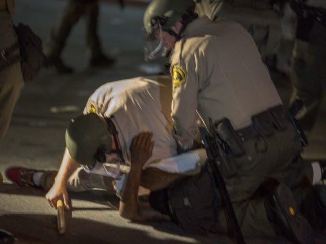 El Cajon Black Lives Matter (David McNew / Getty)
