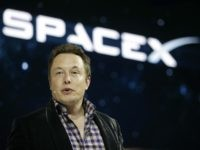 Elon Musk SpaceX (Jae C. Hong / Associated Press)