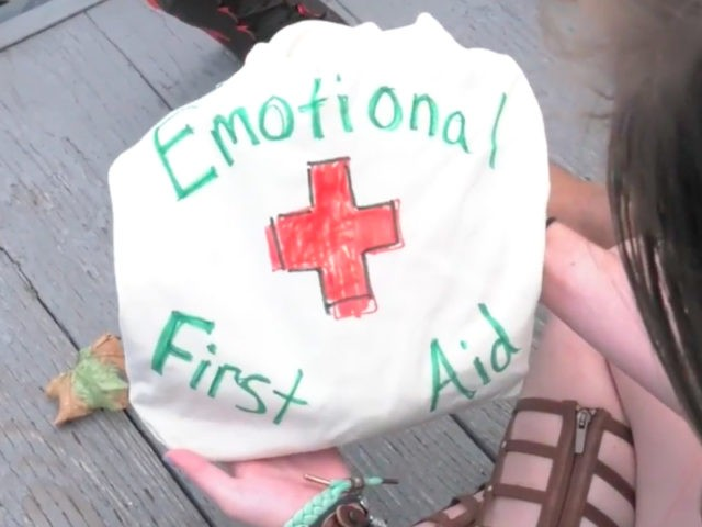 Emotional First Aid (Project Veritas / Screen shot)