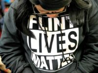 Flint Lives Matter sweatshirt AP