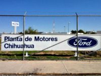 Ford Plant Mexico
